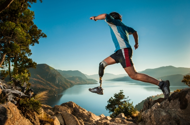Prosthetics and Becoming Superhuman