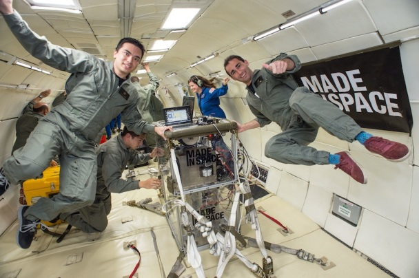 Made In Space Test Flight Validation