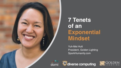 Exponential Mindset 20181018